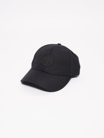 STONE ISLAND 99175 - Cappello con visiera Nero Trymeshop.it