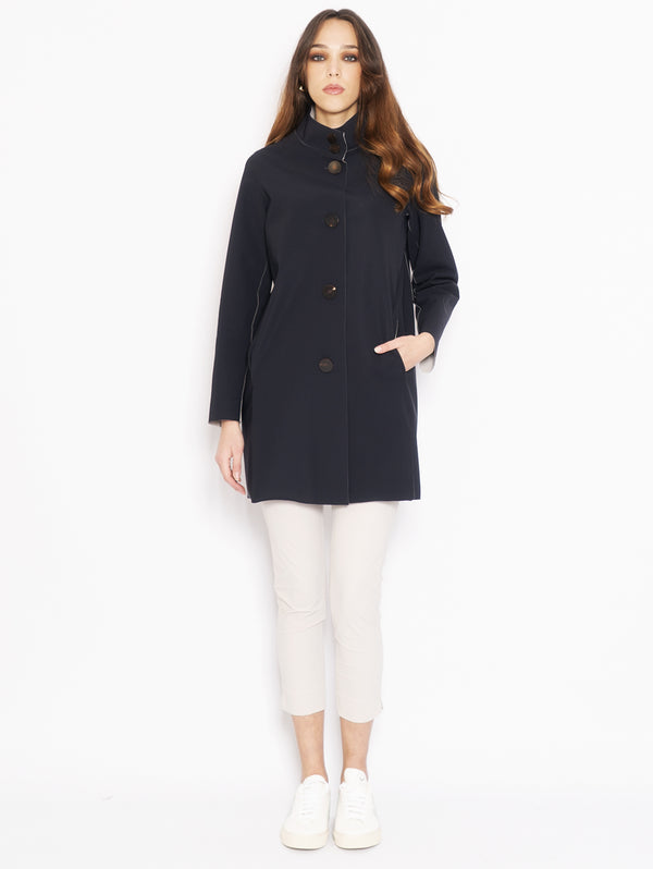RRD-Cappotto in Lycra Light Blu-TRYME Shop