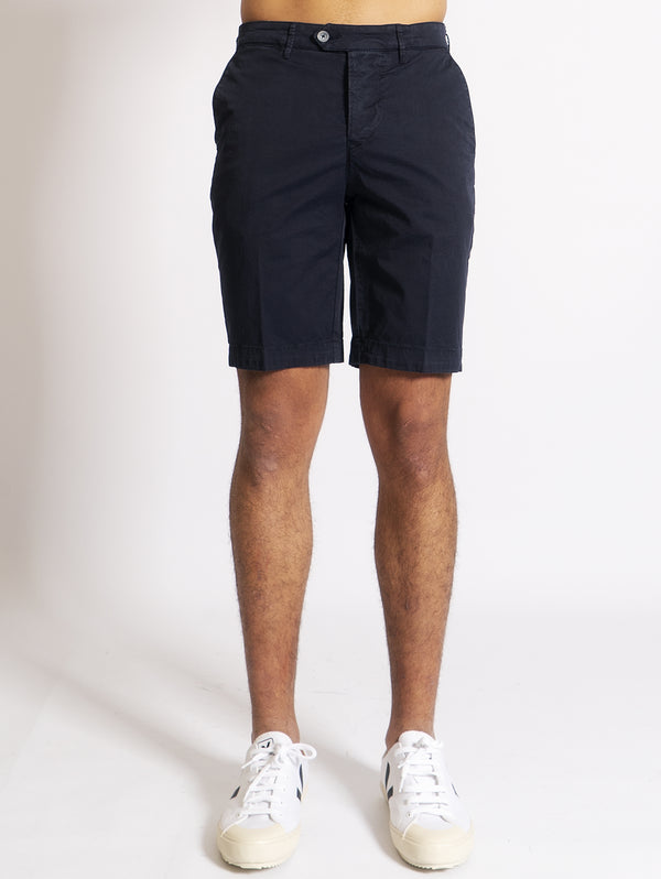 OAKS-Bermuda Chino Blu-TRYME Shop