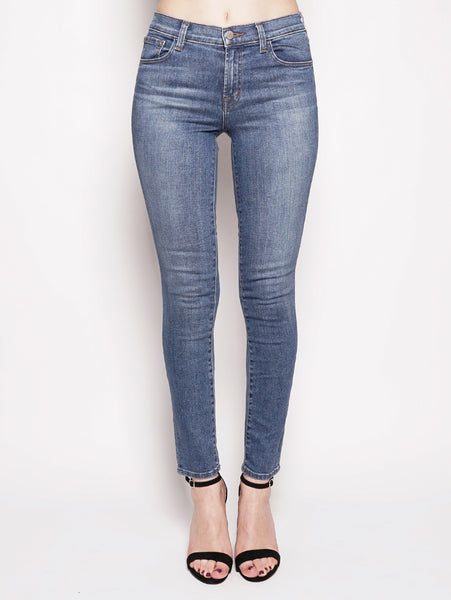 J BRAND 811 MID-RISE SKINNY Denim Trymeshop.it