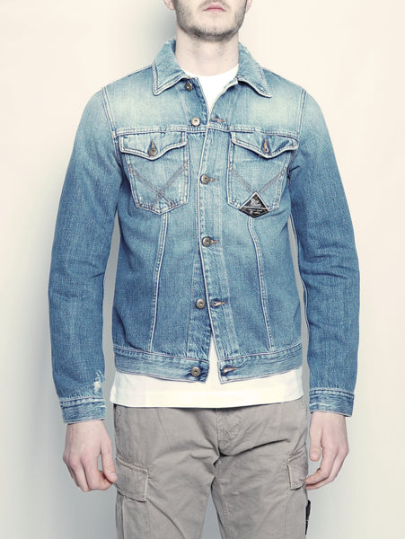 Jacket Simply in Denim Denim ROY ROGERS TRYMEShop