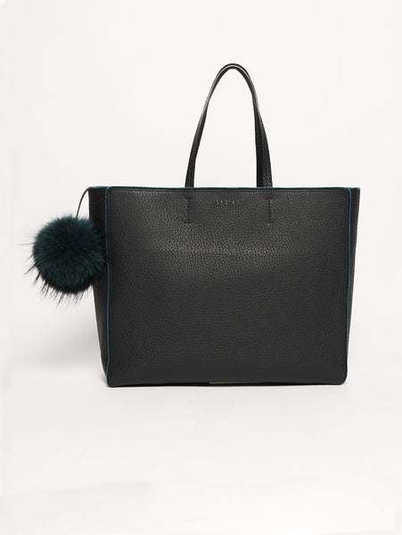 SHOPPER SOFT LINE B01961 Petrolio