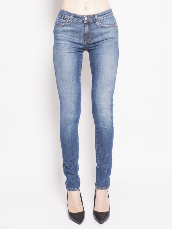 ROY ROGERS-Jeans Push Up Stretch Nicol Blu-TRYME Shop
