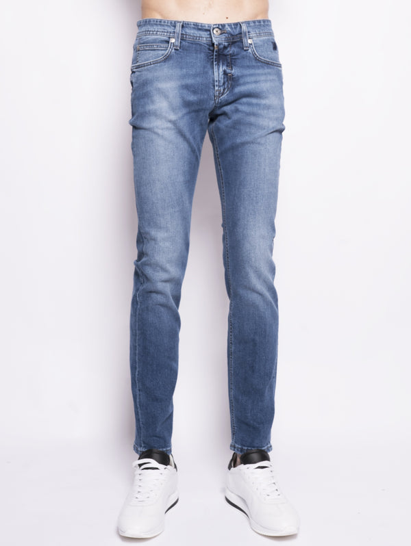 ROY ROGERS-Jeans Campa DLX Stretch Smart-TRYME Shop
