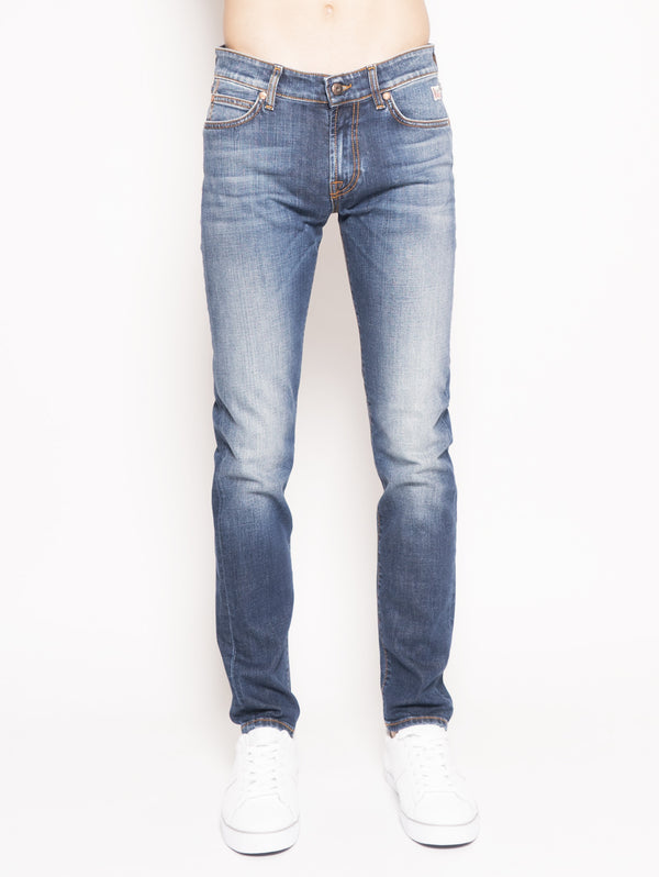 ROY ROGERS-Jeans Stretch Carlin-TRYME Shop