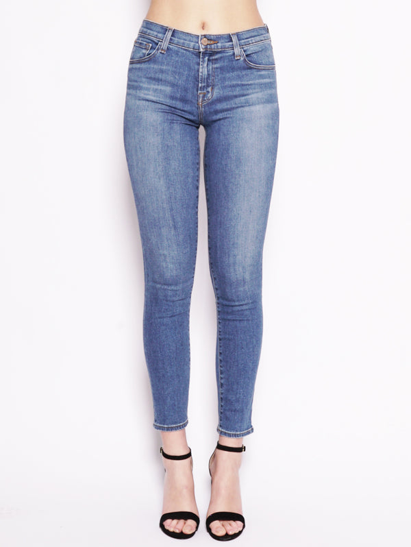 J BRAND-Jeans Mid-Rise Skinny-TRYME Shop