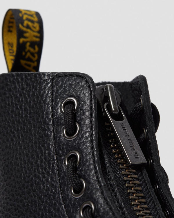 Stivaletto con Zip Sinclair - Nero