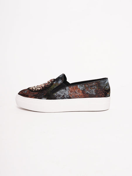 FIASCO - Slip-on damascata Multicolor