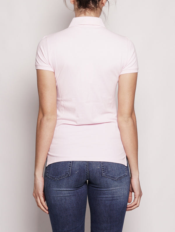 Polo Stretch Slim-Fit Rosa-Polo-RALPH LAUREN-TRYME Shop