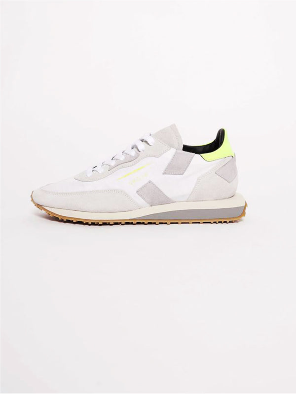 Sneakers Men RUSH Bianco-Scarpe-GHOUD-TRYME Shop