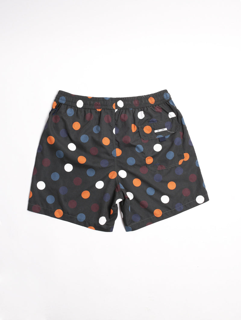 Boxer Pois Multicolor Green Forest-Costumi-in the box-TRYME Shop