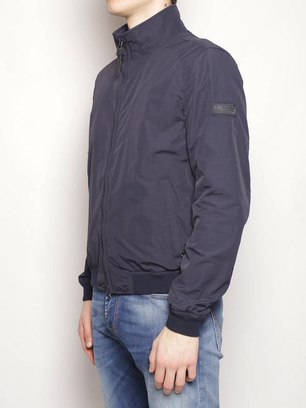 SHORE JKT Blu-Jacket-Woolrich-TRYME Shop