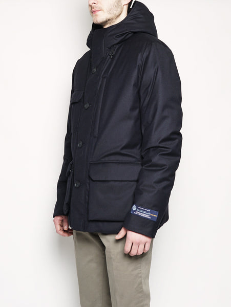 Lp Mountain Jacket Blu WOOLRICH TRYMEShop