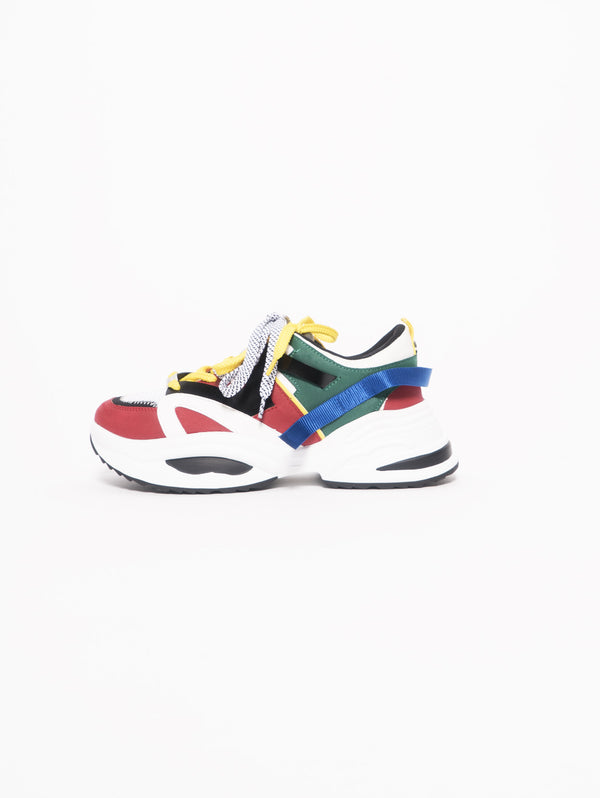 STEVE MADDEN-Sneakers Fay Multicolor-TRYME Shop