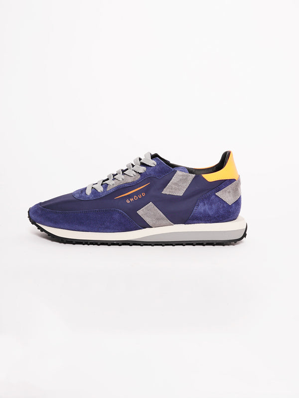 GHOUD-Sneakers Men RUSH Blu-TRYME Shop