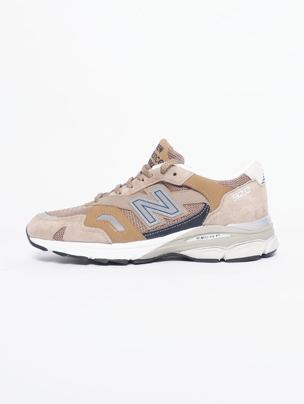 NEW BALANCE-Sneakers 920 Made in England Sand-TRYME Shop