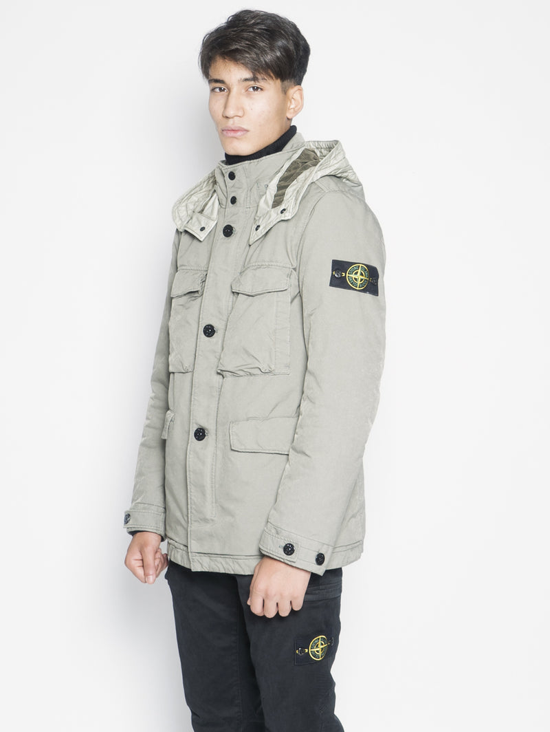 41249 DAVID-TC WITH PRIMALOFT INSULATION TECHNOLOGY Verde