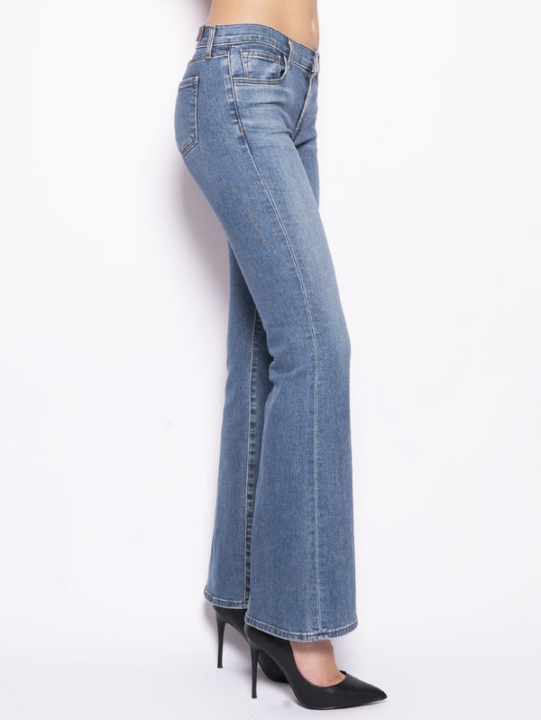 Sallie Mid-Rise Boot Cut LOVESICK-Jeans-J BRAND-TRYME Shop