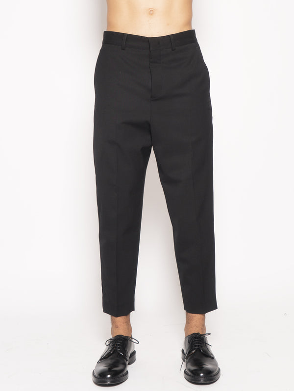 PT 01 FORWARD PANTALONI CON BANDA LATERALE Super Slim Nero