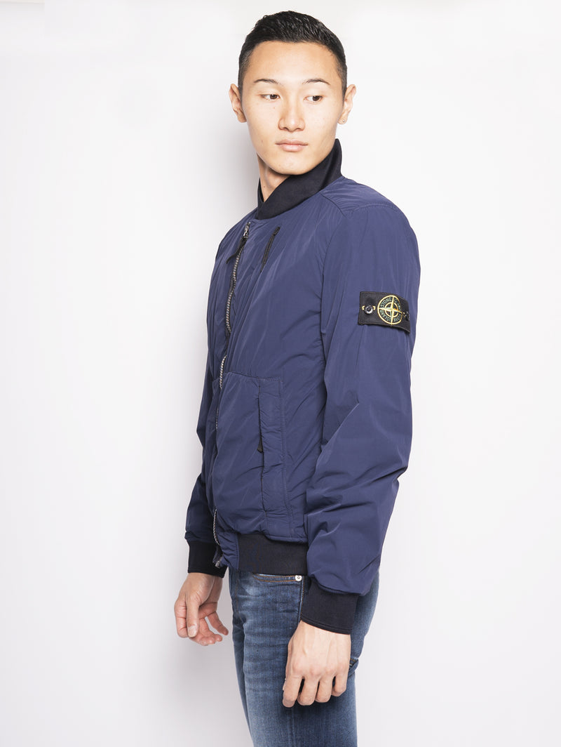 43428 COMFORT TECH COMPOSITE Blu Royal-Jacket-STONE ISLAND-TRYME Shop