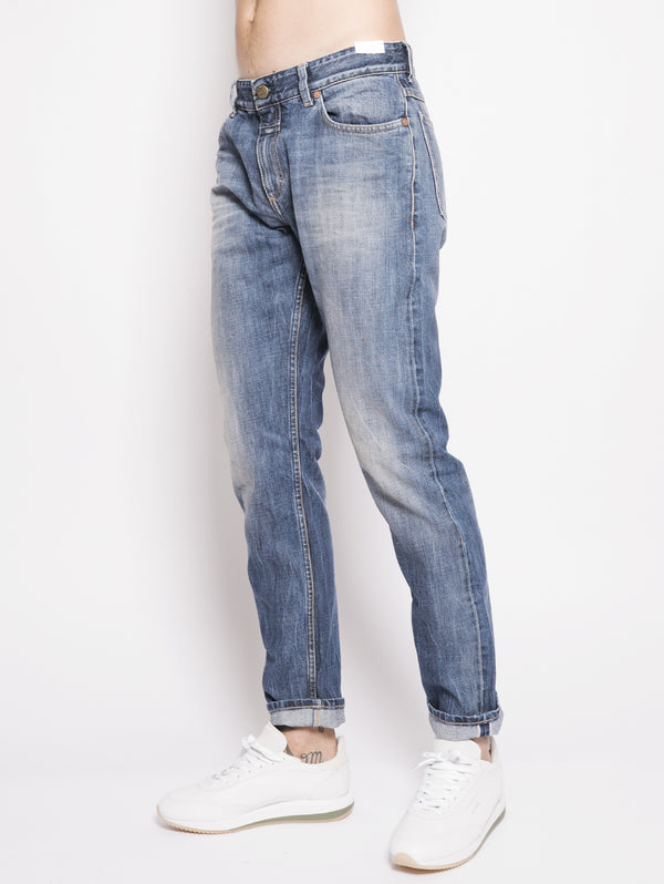 Unity Slim Denim-Jeans-CLOSED-TRYME Shop