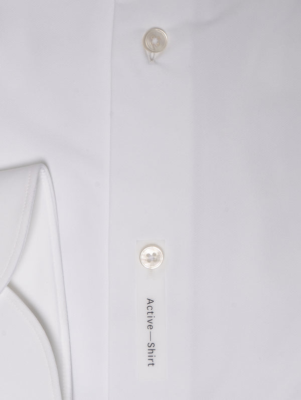 Camicia Active Shirt Bianco