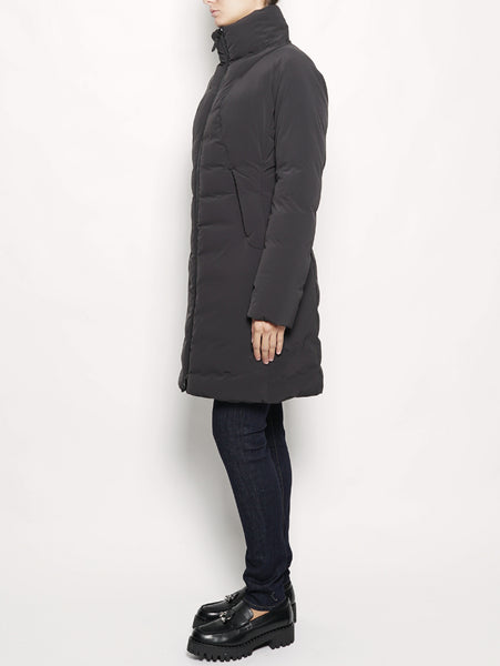 Cappotto slim fit  Nero ASPESI TRYMEShop