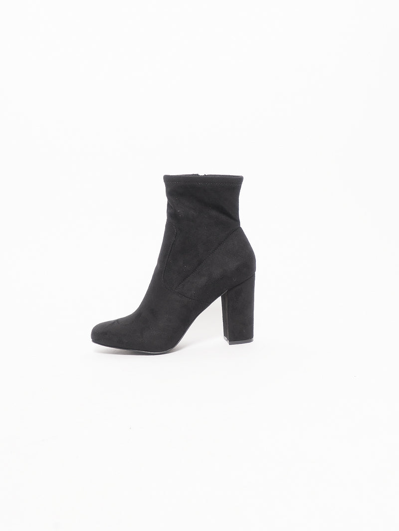 STEVE MADDEN-Tronchetto Pattie Nero-TRYME Shop