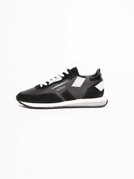 Sneakers Women RUSH Nero / Argento