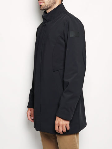Cappotto corto - LAWYER JACKET  Black MUSEUM TRYMEShop