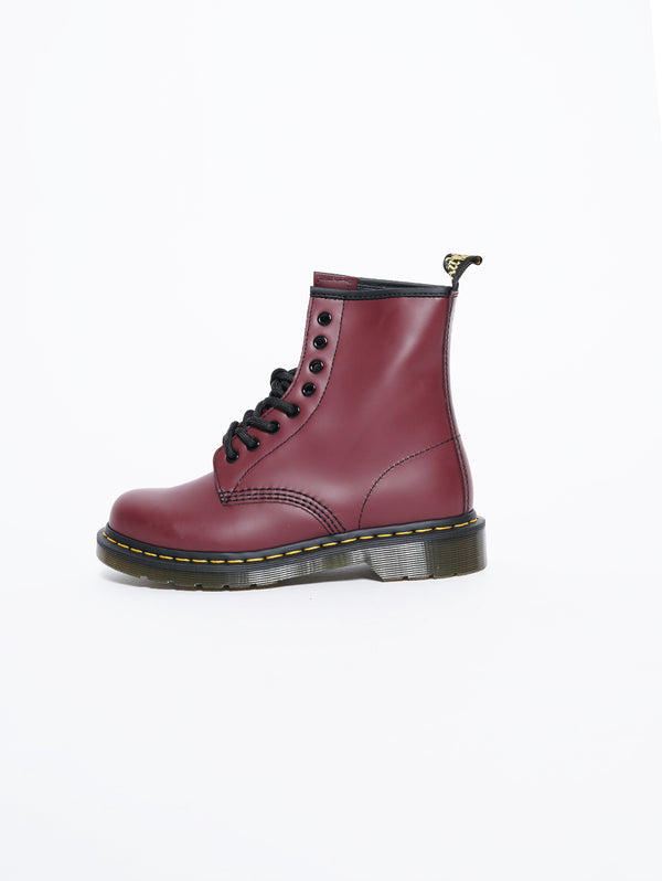 Dr. Martens-1460 SMOOTH Cherry Red-TRYME Shop