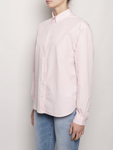 CLOSED Camicia in popeline di cotone  Rosa Trymeshop.it