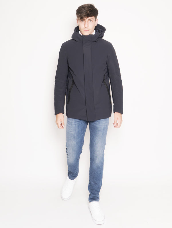 Winter Parka Mdm  Blu