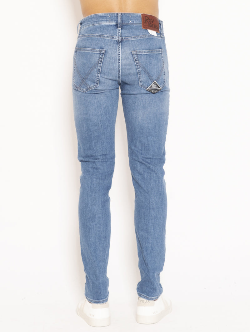 Jeans 517 Denim Stretch Veni Blu