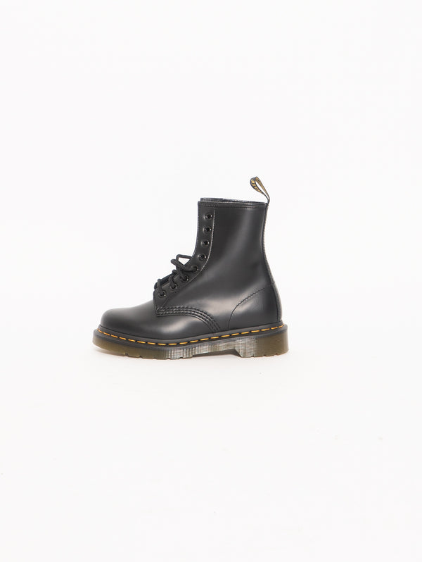 DR. MARTENS-Stivaletti donna 1460 Smooth Nero-TRYME Shop