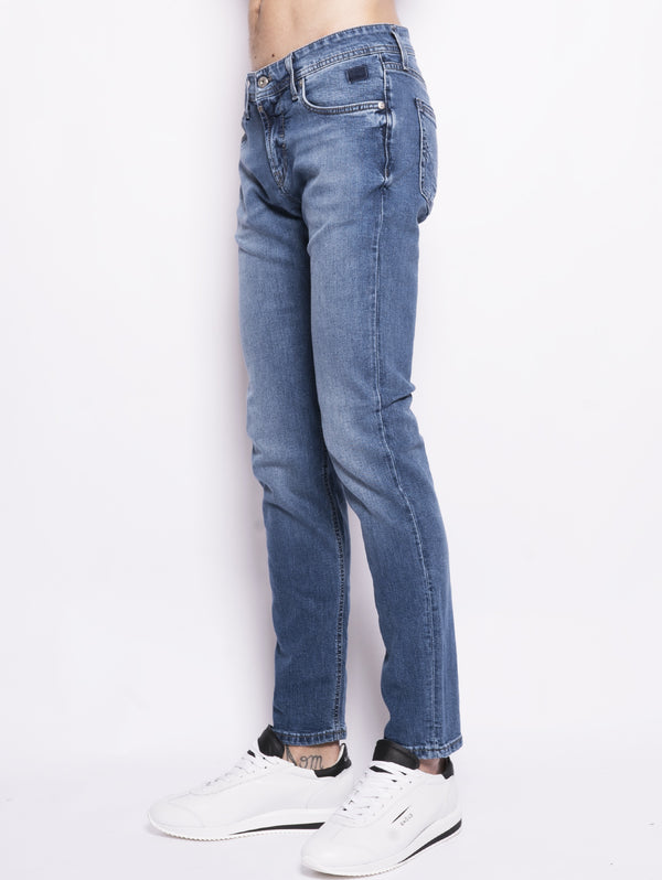 Campa DLX Denim Stretch Smart Denim-Jeans-ROY ROGERS-TRYME Shop
