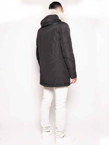 WOOLRICH ARTIC PARKA DF Nero Trymeshop.it