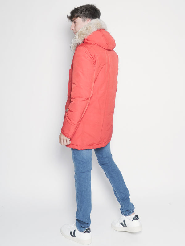 Arctic Parka in Ramar DF Red