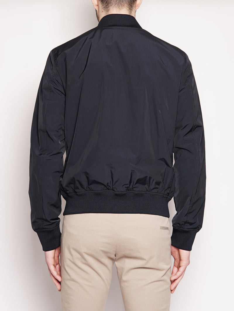 SHORE BOMBER Blu-Jacket-WOOLRICH-TRYME Shop