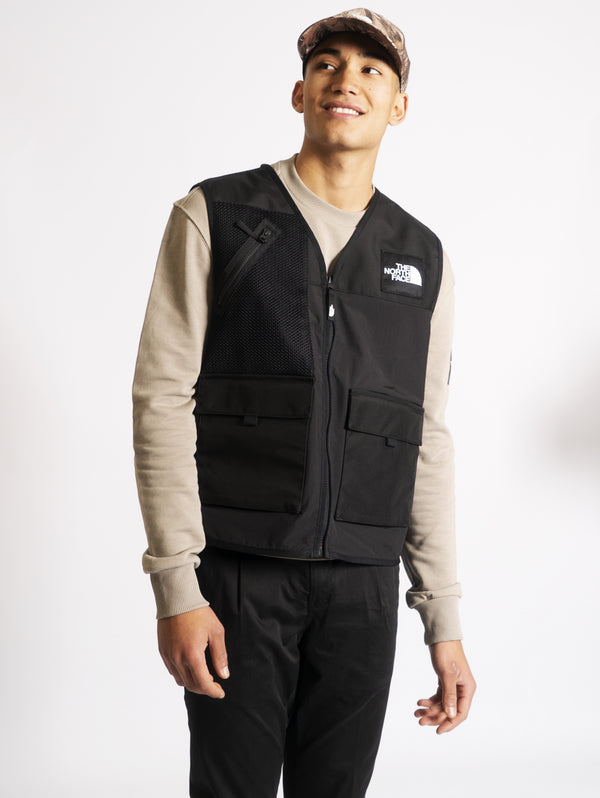 THE NORTH FACE-Gilet con Tasche Nero-TRYME Shop