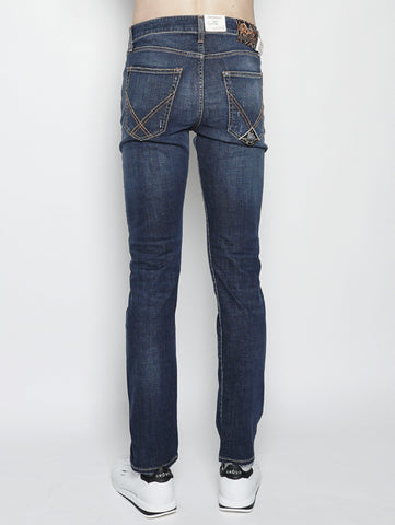 ROY ROGERS 529 Superior Denim Paulo Denim Trymeshop.it