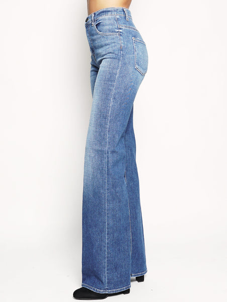 JOAN HIGH-RISE STRAIGHT WIDE LEG IN STRIKER INDIGO J BRAND TRYMEShop