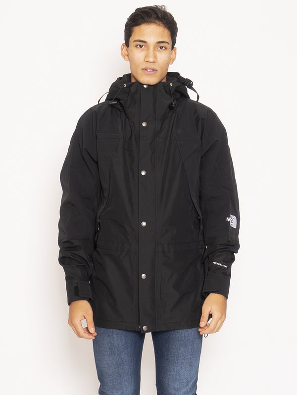 THE NORTH FACE-Giacca Impermeabile Tecnica - Nero-TRYME Shop