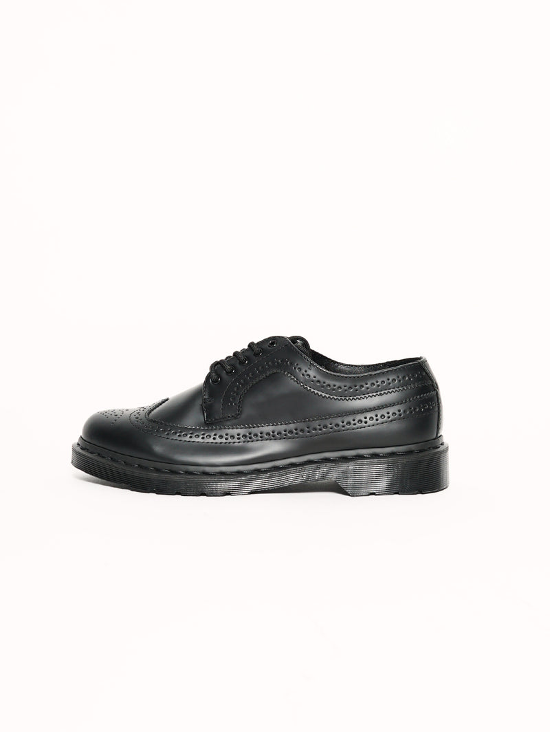 DR. MARTENS-3989 SMOOTH Nero-TRYME Shop