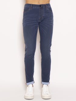 RRD-Pantaloni Techno Indaco Faded - Blu-TRYME Shop