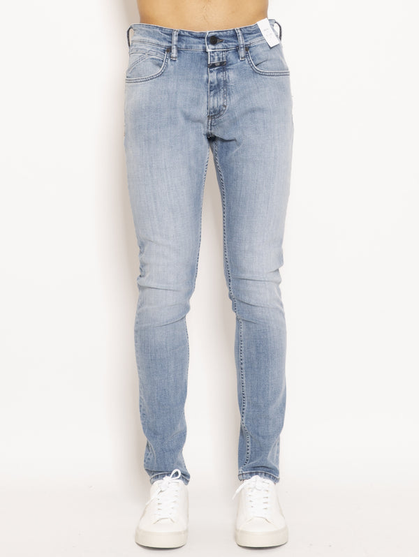 CLOSED-Jeans Pit Skinny Blu-TRYME Shop