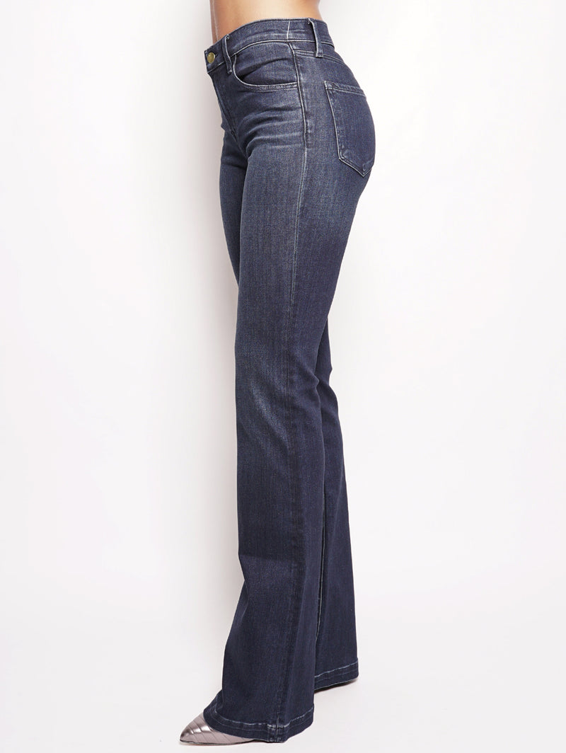 Maria Flare high-rise Denim-Jeans-J BRAND-TRYME Shop