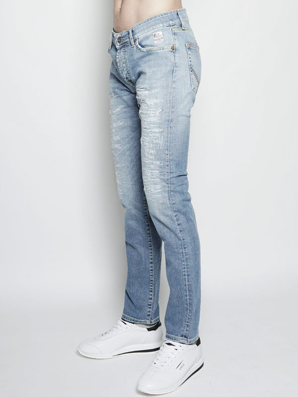 529 Superior Denim Tony Denim-Jeans-ROY ROGERS-TRYME Shop