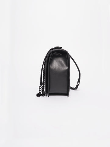 Rebecca Minkoff Jumbo Love Crossbody Nero Trymeshop.it