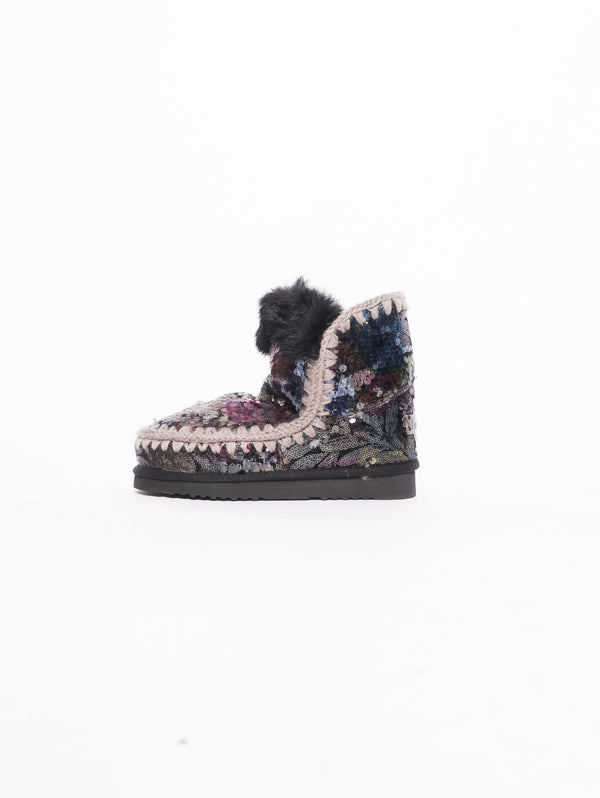 MOU-Stivaletto con Paillettes Multicolor-TRYME Shop